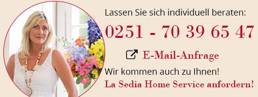Einladung zur Beratung Gartenmöbel